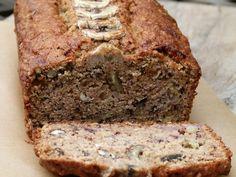 whole grain banana bread with almond pulp recipe