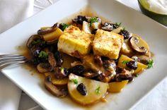 Baked Tofu w/White Wine, Mustard, & Dill | Tofu & Vegatarian ...