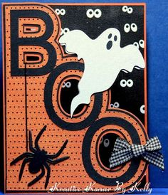Good Morning!!! I wasn't going to make Halloween cards this year, but at the last minute I decided I would. Here is my collection for 2014...