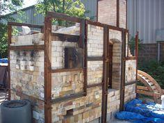Wood Fire Kiln