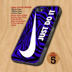 #GetToMadeArtfire on Artfire                        #iPhone Case              #Nike #Just #Blue #Zebra #Design #Hard #Case #iPhone #Case                    Nike Just Do It Blue Zebra - Design on Hard Case For iPhone 5 Case                                      http://www.seapai.com/product.aspx?PID=503505