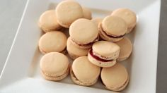 Macarons seem hard to make but they're not (we promise!). Watch Everyday Food editor Sarah Carey bake these light, French sandwich cookies.