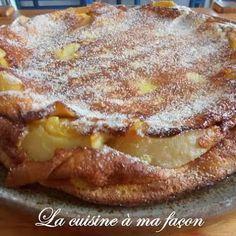 Torta mousse de maçã