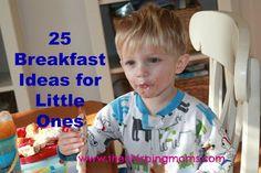 25 Breakfast Ideas for Kids