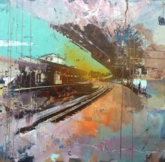 Paintings   Dan Parry-JonesDan Parry-Jones