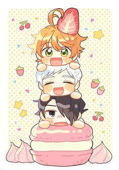 Chibi Anime, Fanarts Anime, Kawaii Anime, Anime Characters, Manga Anime, Anime Art, Deku Anime, Anime Demon, Kawaii Icons