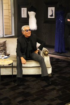 Roberto Cavalli joined us last week for the exclusive launch of the Harrods by Roberto Cavalli collection #RobertoCavalli