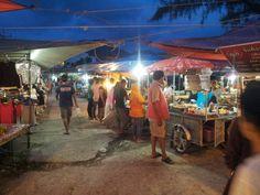 Amazing street food. Kamala. Phuket.
