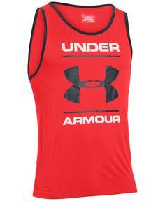 Under Armour Men's Ua Tech Tank Top