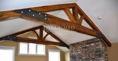 Add architectural interest with our resawn wood beams. Barn Siding, Wood Siding, Hand Hewn Beams, Wood Beams, Salvaged Wood, Reclaimed Barn Wood, Wood Flooring Company, Fireplace Mantels, Home Decor Inspiration