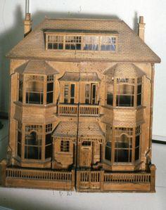 1920-1930 dollhouse