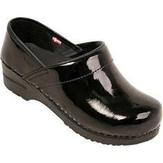 Sanita Patent Clogs...I will investing in a few pairs after graduation!!