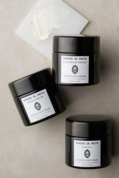 Sangre De Fruta Botanical Body Cream