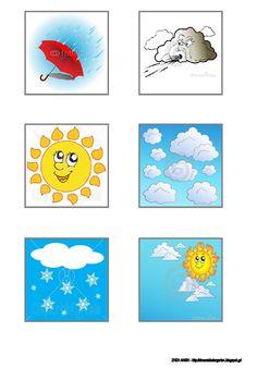 Το νέο νηπιαγωγείο που ονειρεύομαι : Ένα ημερολόγιο πρωτοσέλιδο για το νηπιαγωγείο Preschool Worksheets, Kindergarten Activities, Infant Activities, Preschool Weather, Weather Activities, Circle Time Activities, Activities For Kids, Pre K Schools, Shapes For Kids