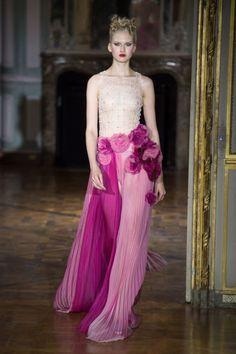 Ulyana Sergeenko Haute Couture Fall 2015/2016