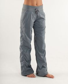 b09e7da40 Lululemon Studio II Pants Unlined Black Sz 4 EUC