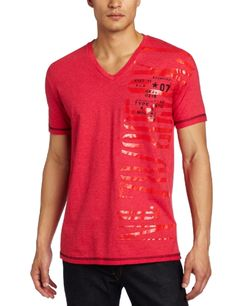 Calvin Klein Jeans Men s License Short Sleeve V-Neck Tee This is a short  sleeve v-neck tee  34.50 1cdc4c82dfe