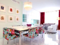 Eclectic in Design Styles Defined from HGTV