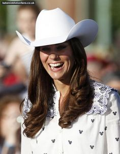 Atta Cowgirl Kate Middleton Embraces Rodeo Fashion At The Calgary Stam Fashion