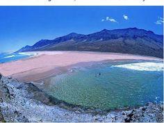 Playas de cofete, Fuerteventura.