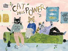 """""""Cat power"""" by Aiko Fukasawa"""