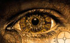 Clockwork eye.