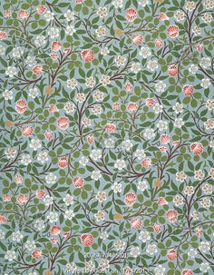 Capture a Clover, William Morris and Co. image on a designer roller blind at Creatively Different Blinds. Clover, William Morris and Co. blinds from just William Morris Wallpaper, Morris Wallpapers, White Flower Wallpaper, Of Wallpaper, Designer Wallpaper, Wallpaper Designs, Liberty Wallpaper, Vintage Diy, Vintage Design