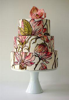 Pasteles de diseño - Blog de bodas de Una Boda Original