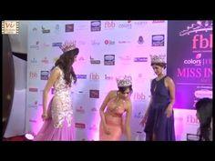 Awkward Moments Of Femina Miss India 2017 Winners Short Film Video, Miss India, Miss World, Trending Videos, Awkward Moments, Bollywood, Interview, Films, Product Launch