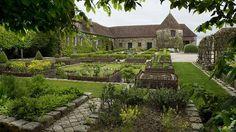 Medieval passion of Bois Richeux