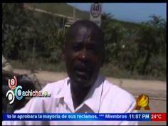 El Cuartel de la Policia en el municipio de michael callendose a pedaso #Video - Cachicha.com