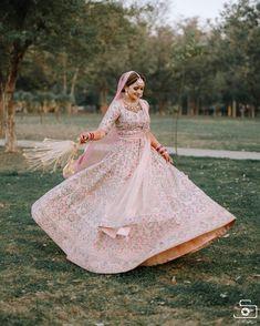 Pink Bridal Lehenga, Bridal Lehenga Online, Designer Bridal Lehenga, Pink Lehenga, Indian Bridal Lehenga, Indian Bridal Outfits, Indian Bridal Fashion, Bollywood Lehenga, Sabyasachi