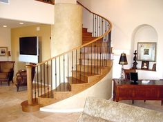 hickory staircase - Google Search