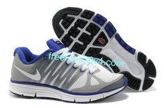 Womens Nike LunarElite+ 2 Gray Blue Shoes