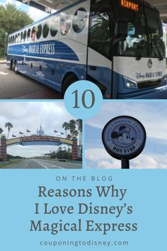 10 Reasons Why I Love Disney's Magical Express Disney World Vacation Planning, Walt Disney World Vacations, Cruise Vacation, Disney Cruise, Disney S, Disney Trips, Disney Magical Express, Disney World Transportation, Disney Travel Agents