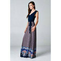 No Reservations - MMB Famous Maxi Dress - MMB Famous Maxis! - MMB Famous Collection - Collections - Marlie Madison
