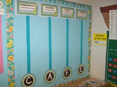 Finally, My classroom Design Pictures are ready to share! Link up your designs HERE Classroom-design-and-bulletin-board Linky Party My . Classroom Layout, Classroom Walls, First Grade Teachers, First Grade Classroom, New Classroom, Classroom Design, Classroom Displays, Classroom Organization, Classroom Ideas