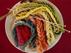 Make a Tie-dye shirt with natural plant dyes