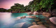 Turquoise Paradise  Seychelles