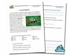 RECURSOS PRIMARIA | Lecturas comprensivas para 1º de Primaria ~ La Eduteca