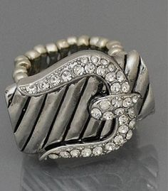 Fashion Belt Buckle Stretch Ring, $8.99 (http://www.cowgirlblingranch.com/products/fashion-belt-buckle-stretch-ring.html)