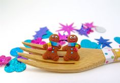 Hey, I found this really awesome Etsy listing at https://www.etsy.com/listing/208436081/christmas-earrings-gingerbread-man