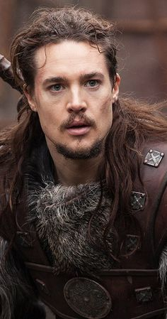 Alexander Dreymon Pictures & Photos from The Last Kingdom (TV Series ) - IMDb Uhtred Von Bebbanburg, Alexander Dreymon, Lagertha, High Fantasy, Ragnar, Film Serie, Actors, Beautiful Creatures, Character Inspiration