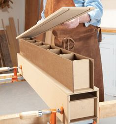 Torsion Beams - The Woodworker's Shop - American Woodworker
