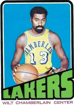 NBA 1970 S Wilt the Stilt