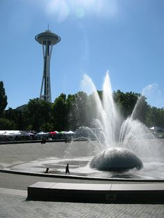 Bumbershoot, Seattle, Washington.