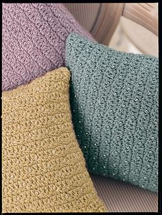 Ravelry: Perfectly Pretty Pillows pattern by Marianne Forrestal - Free pattern. & Ravelry: Modern Romantic Cushion Cover pattern by Rayn Blair ... pillowsntoast.com
