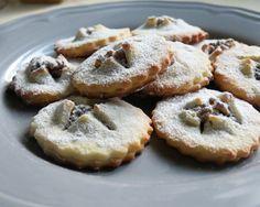 Biscotti con fichi e noci | Vita su Marte
