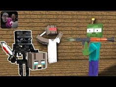Minecraft E.XXX Monster School - GRANNY TROLLING HORROR GAME - ШКОЛА МОНСТРОВ Minecraft Animation Minecraft School, Monster School, Troll, Horror, Animation, Games, Toys, Game, Motion Design