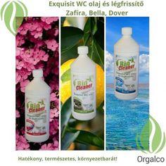 Exquisit WC olaj és légfrissítő Zafira, Bella, Dover - Hírek, érdekességek, bio termékeinkről, környezetvédelemről, szennyeződésekről - Bio-Cleaner Kft, Orgalco bio tisztítószerek Soap, Bar Soap, Soaps
